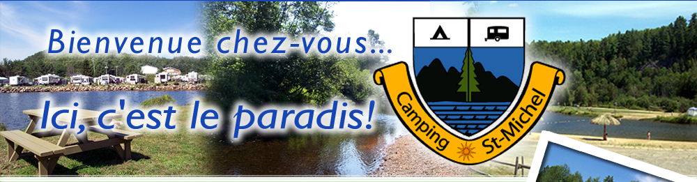 Camping St-Michel